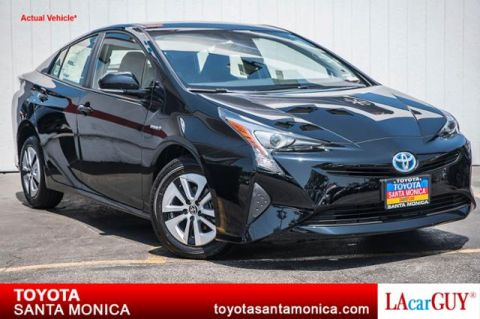 New 2017 Toyota Prius Four (Natl) FWD 4dr Car