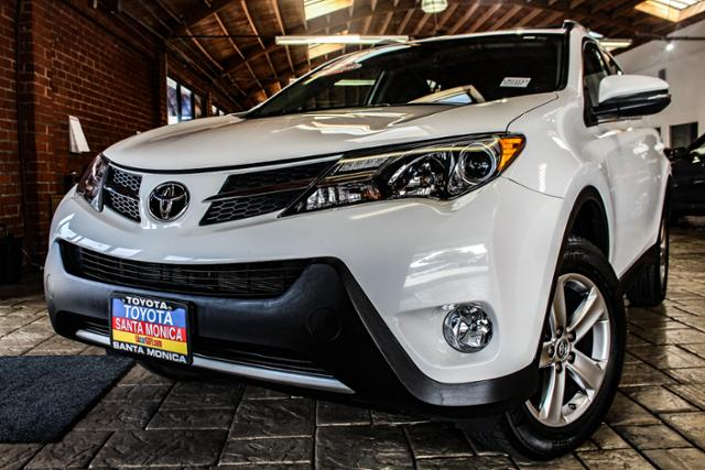 Certified Pre Owned 2015 Toyota RAV4 SP