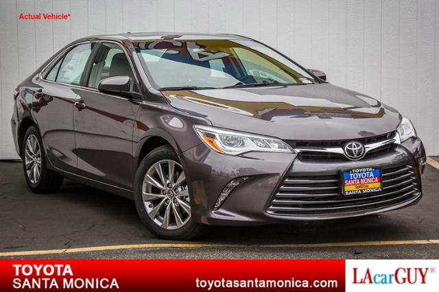 new 2017 toyota camry xle v6 automatic natl 4dr car in santa monica 172500. Black Bedroom Furniture Sets. Home Design Ideas
