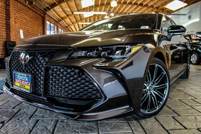 New 2019 Toyota Avalon Xse 4dr Car In Santa Monica