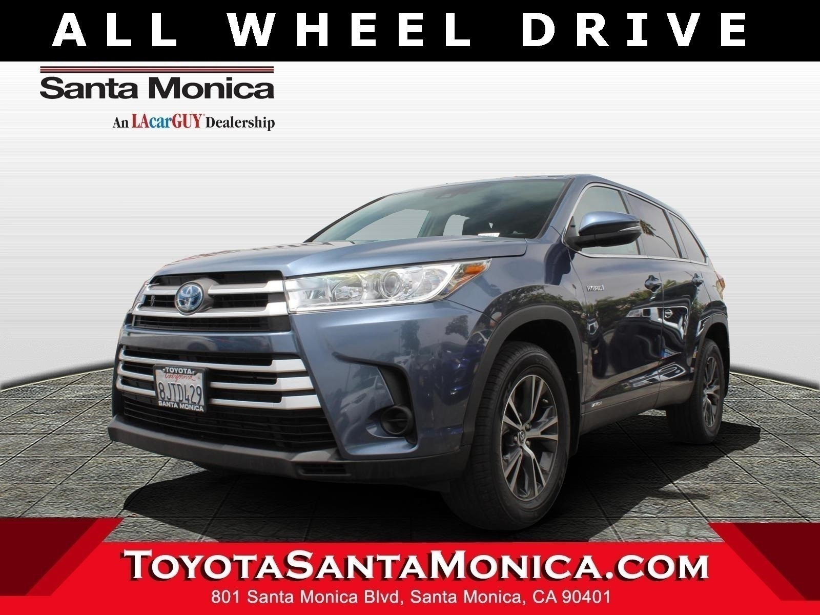 Certified Pre-Owned 2019 Toyota Highlander Hybrid LE