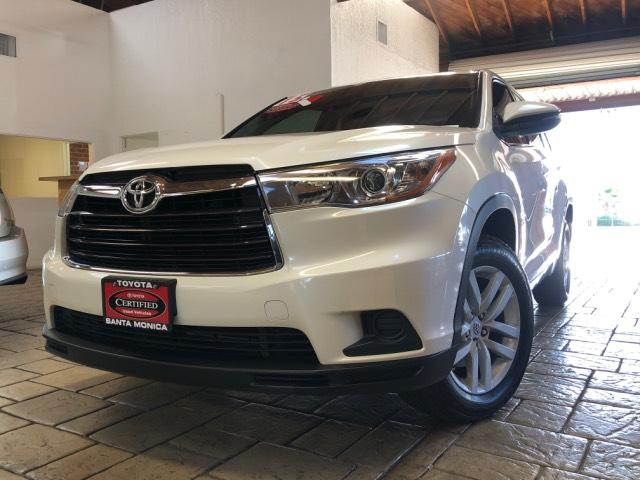Certified Pre-Owned 2015 Toyota Highlander BSE