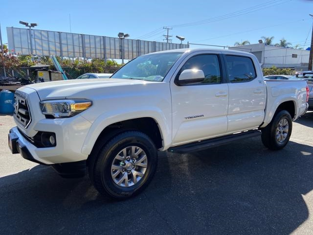 Certified Pre Owned 2017 Toyota Tacoma Sr5 4d Double Cab In Santa
