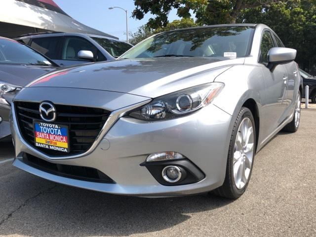 Pre-Owned 2015 Mazda3 4dr Sdn Man s Touring