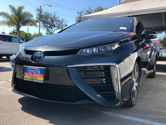 Pre-Owned 2016 Toyota Mirai 4dr Sdn