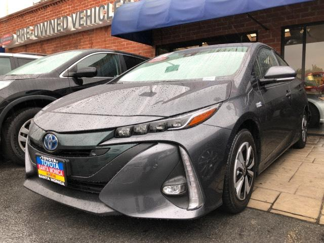 Certified Pre Owned 2017 Toyota Prius Prime Advanced 4dr Car In