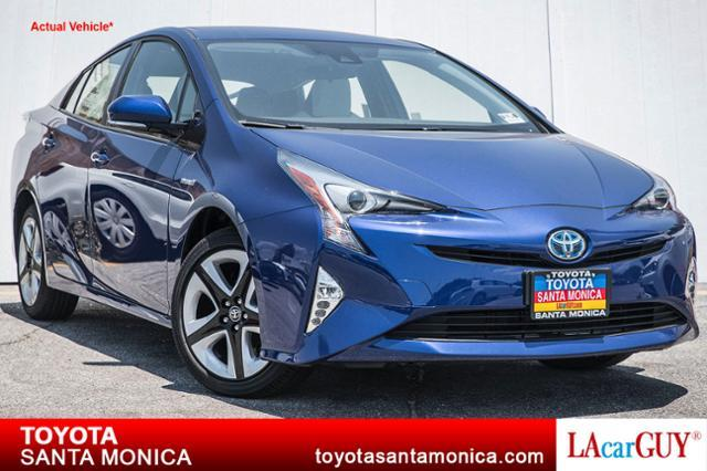 New 2017 Toyota Prius Three Touring 4dr Car In Santa