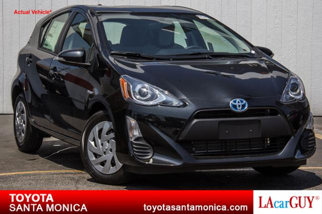 new 2017 toyota prius c one 4dr car in santa monica. Black Bedroom Furniture Sets. Home Design Ideas