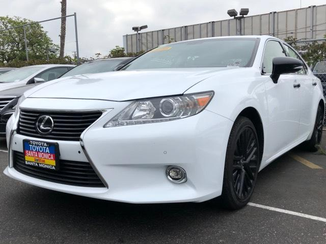 Pre-Owned 2015 Lexus ES 350 4dr Sdn Crafted Line