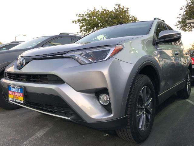 Certified Pre Owned 2018 Toyota Rav4 Hybrid Xle Awd