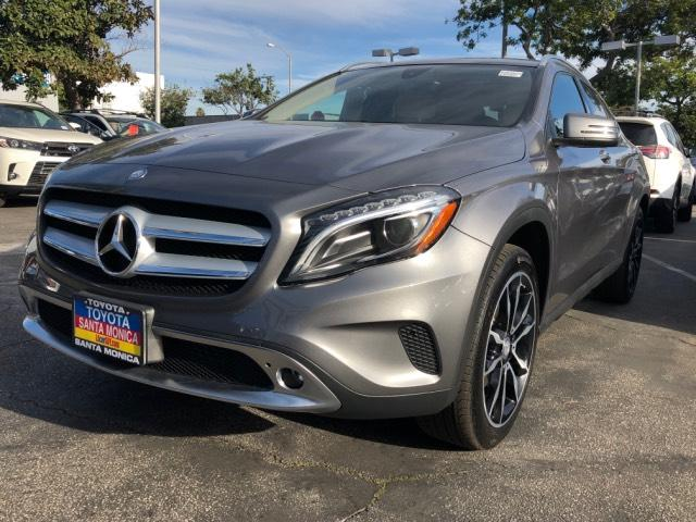 Pre Owned 2016 Mercedes Benz Gla Fwd 4dr Gla 250 Fwd Sport Utility