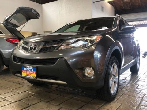Pre-Owned 2013 Toyota RAV4 FWD 4dr XLE