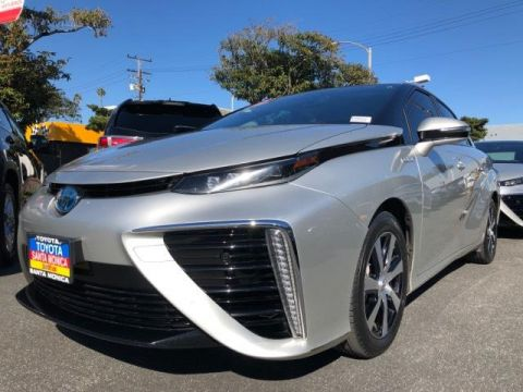 Certified Pre-Owned 2016 Toyota Mirai STD