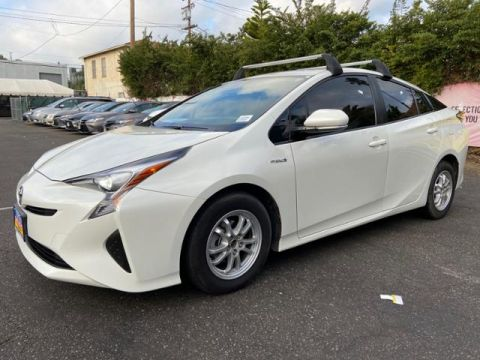 Pre-Owned 2016 Toyota Prius 5dr HB Four