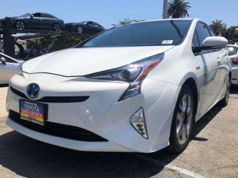 Certified Pre-Owned 2016 Toyota Prius 5dr HB Three Touring