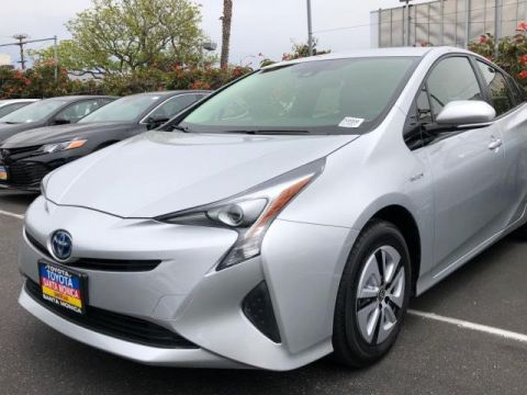 Certified Pre-Owned 2018 Toyota Prius Two Eco
