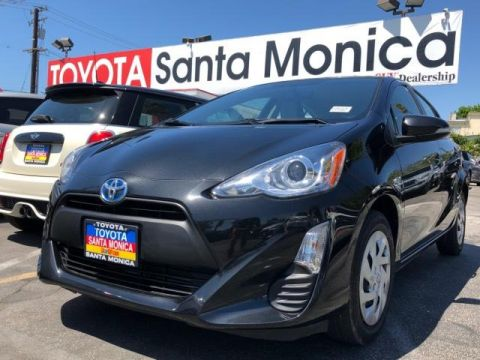 Certified Pre-Owned 2016 Toyota Prius C 5dr HB One