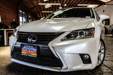 Pre Owned 2015 Lexus CT 200h 5dr Sdn Hybrid